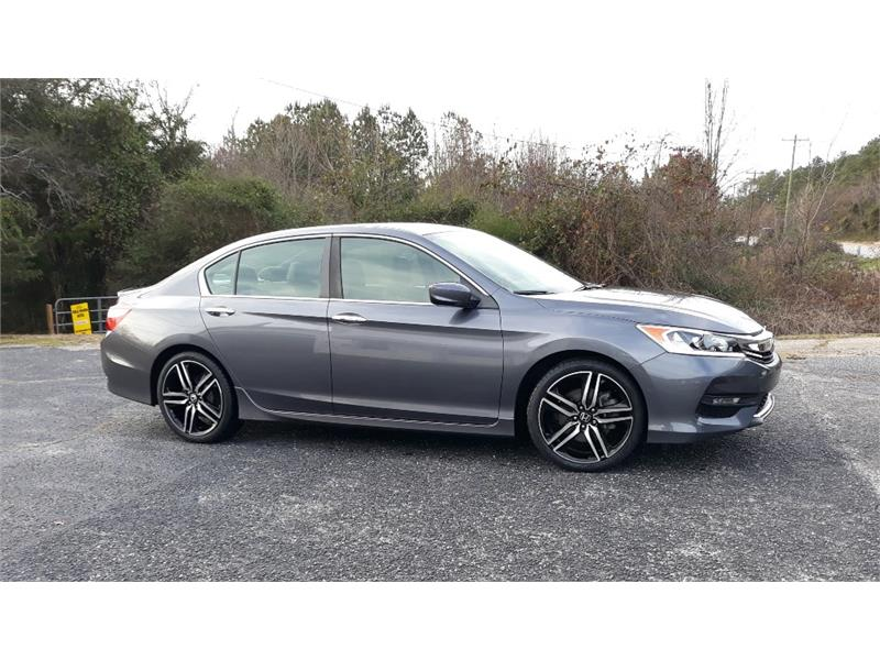 The 2017 Honda ACCORD SPORT