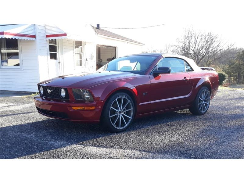 2006 Ford Mustang GT Deluxe photo