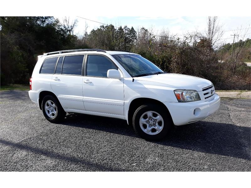 The 2007 Toyota Highlander photos