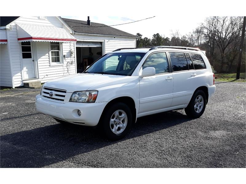 2007 Toyota Highlander photo