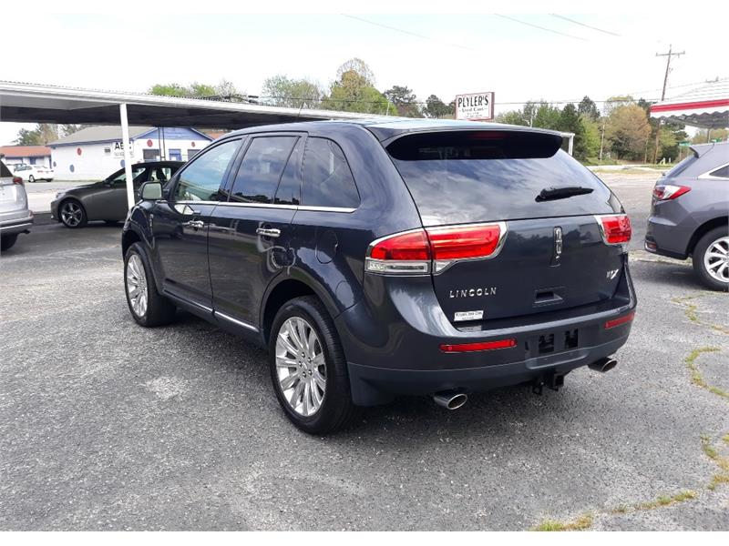 2013 Lincoln MKX photo