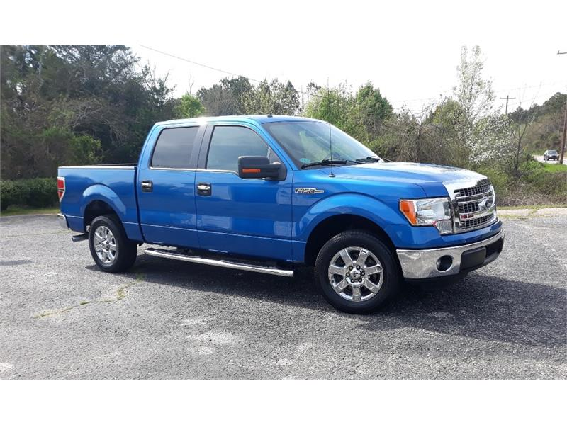 The 2014 Ford F-150 FX2 photos