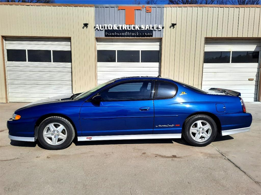 2003 Chevrolet Monte Carlo SS photo