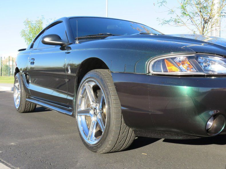 1996 Ford Mustang SVT Cobra photo