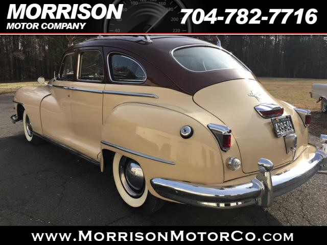 1948 Chrysler Traveler  photo