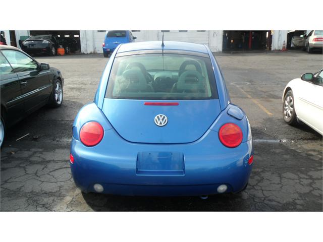 2001 Volkswagen New Beetle GLX 1.8T photo