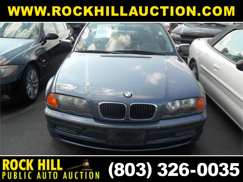 2000 BMW 3-Series 323i photo