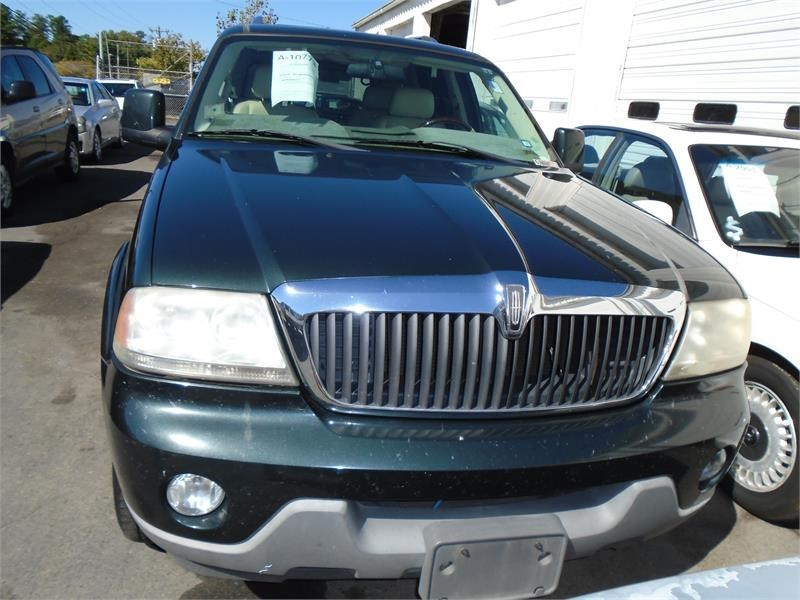 2003 Lincoln Aviator Luxury photo