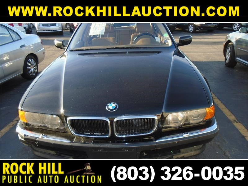 2000 BMW 7-Series 740iL photo
