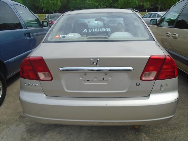 2001 Honda Civic LX photo