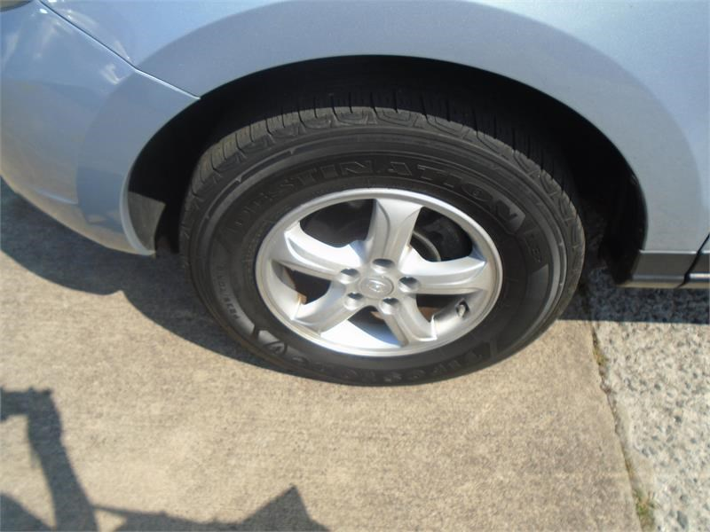 2007 Hyundai Santa Fe GLS photo