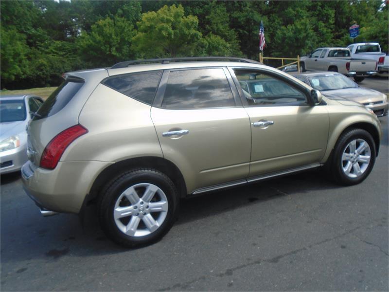2007 Nissan Murano S photo