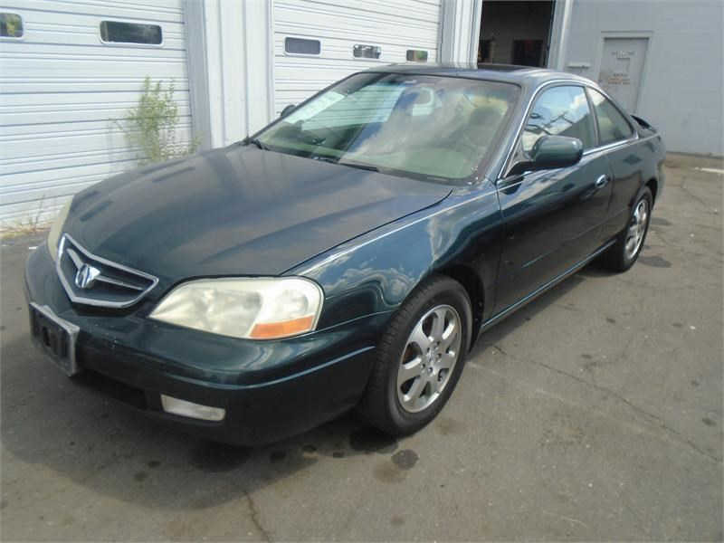 2001 Acura CL 3.2 photo