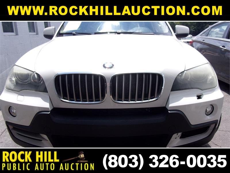 2008 BMW X5 4.8i photo