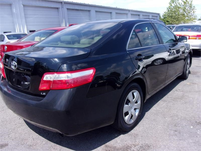The 2009 Toyota Camry