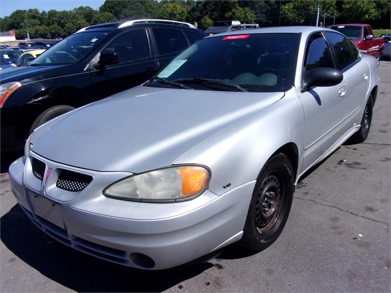 2005 Pontiac Grand Am SE Fleet photo
