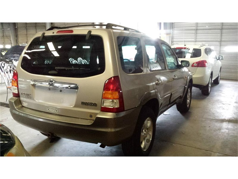 2002 Mazda Tribute ES-V6 photo