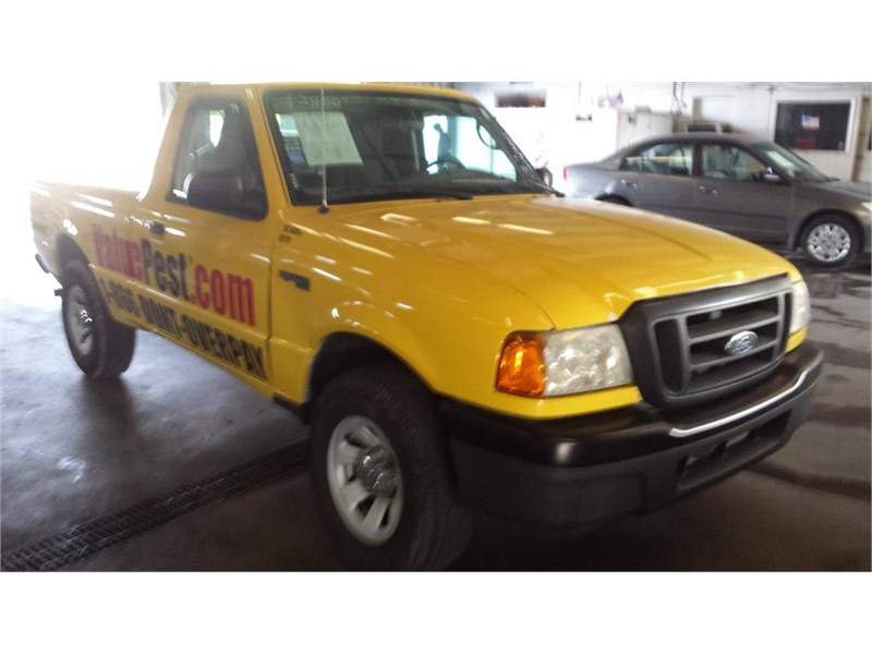 The 2004 Ford Ranger XL