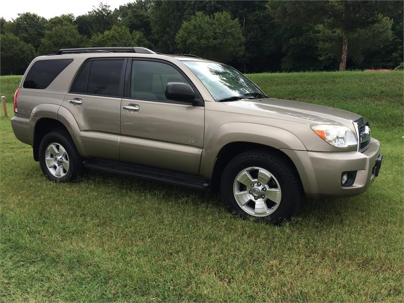 The 2007 Toyota 4Runner SR5