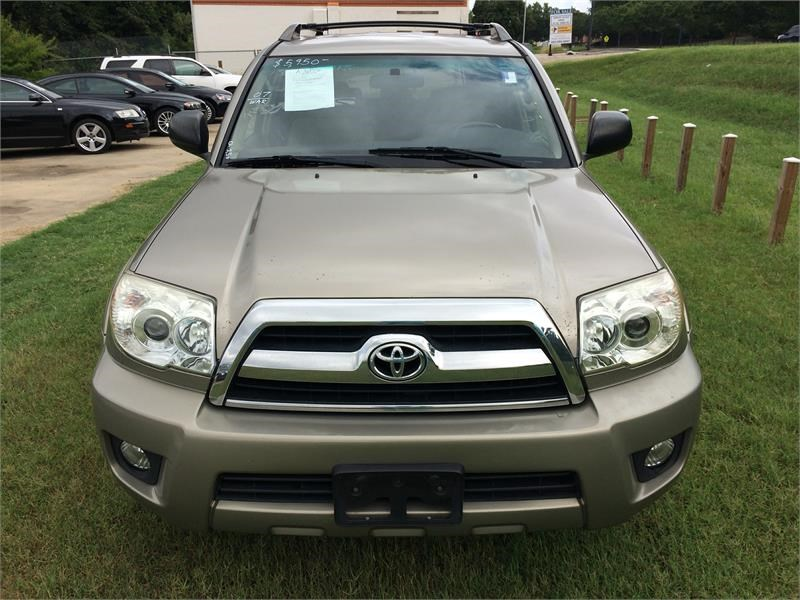 2007 Toyota 4Runner SR5 photo