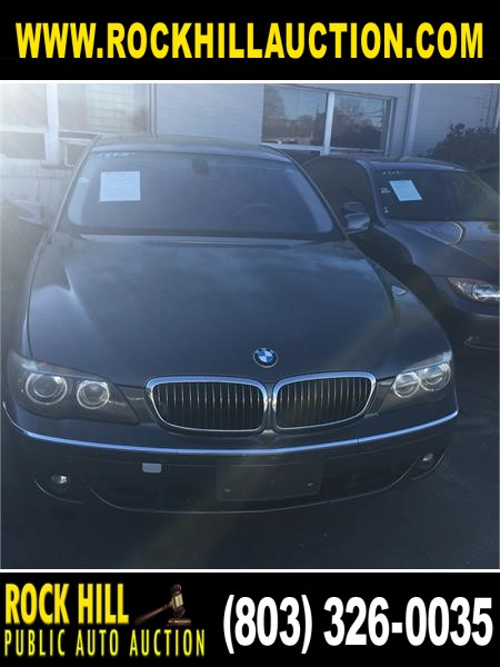 2006 BMW 7-Series 750i photo