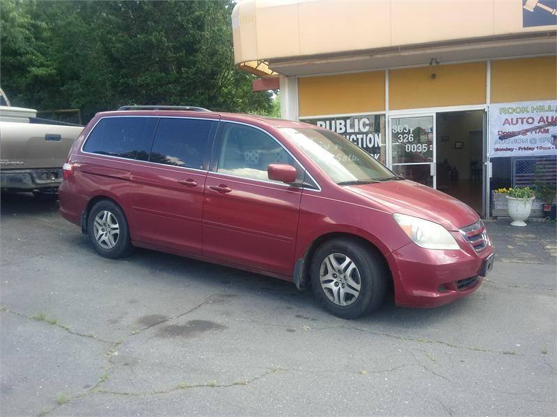 2005 Honda Odyssey EX-L photo