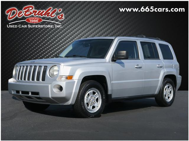The 2010 Jeep Patriot Sport