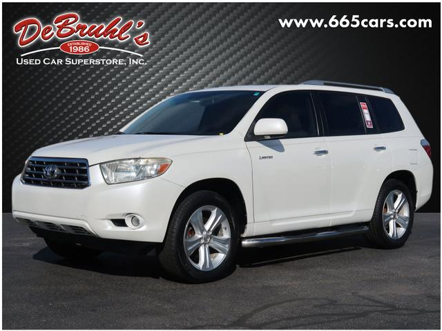 2008 Toyota Highlander Limited photo