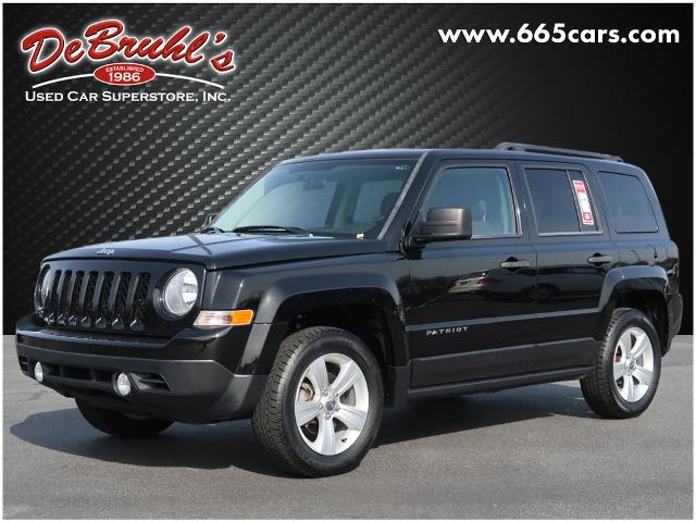 2013 Jeep Patriot Sport photo