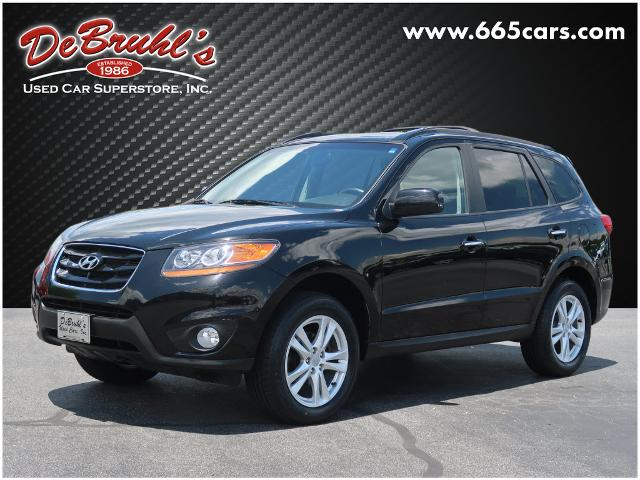 2010 Hyundai Santa Fe Limited photo