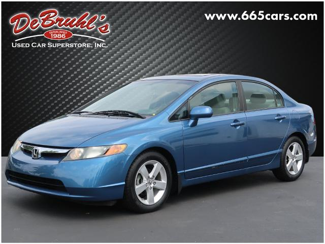 2008 Honda Civic EX photo