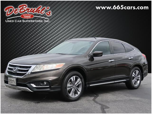 2013 Honda Crosstour EX-L V6 photo