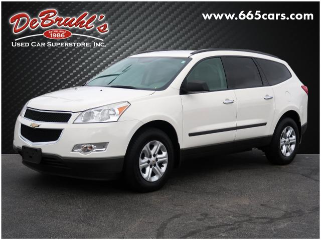 2011 Chevrolet Traverse LS photo