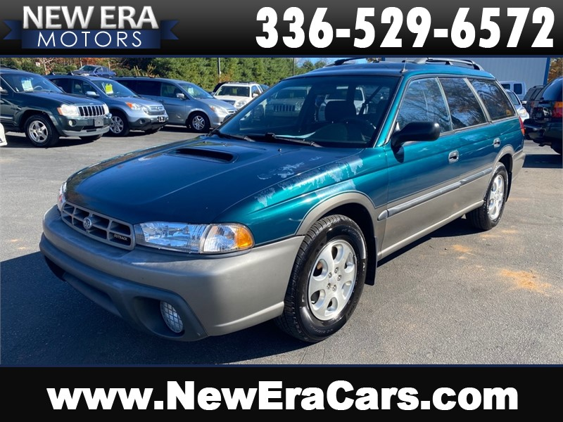 1999 Subaru Legacy Outback Limited 30th Anniversa photo