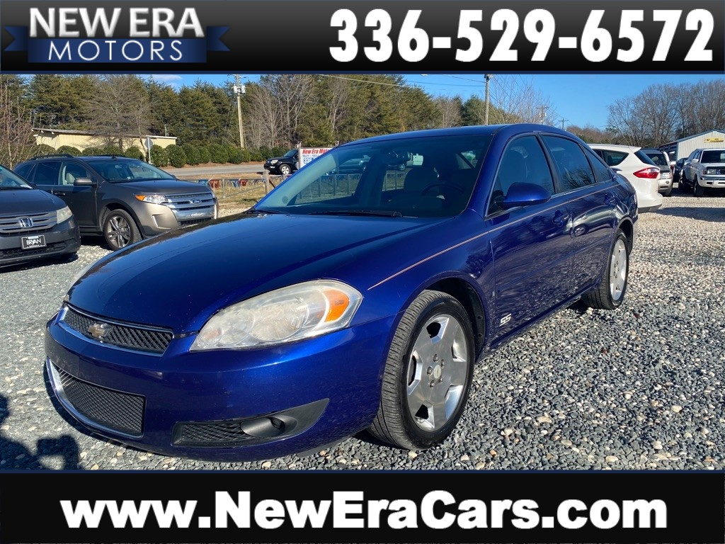 2007 Chevrolet Impala SS photo