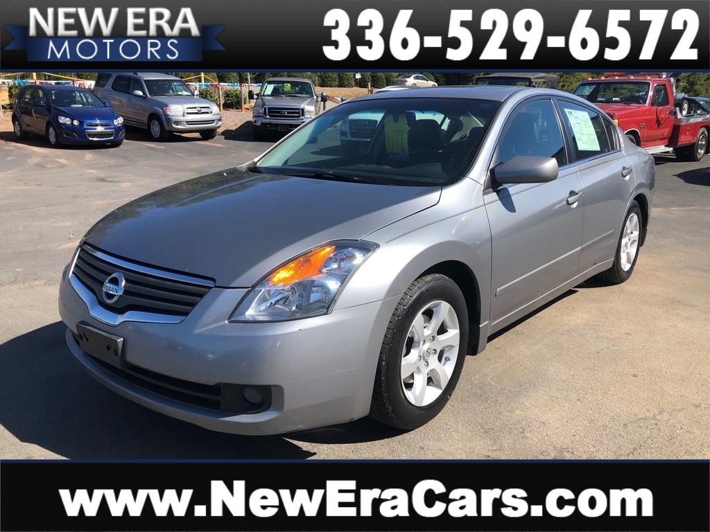 2008 Nissan Altima 2.5 S photo
