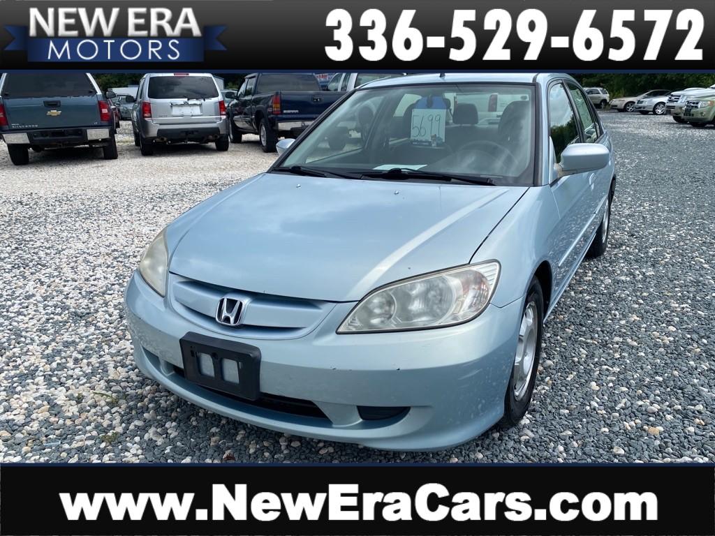 2004 Honda Civic Hybrid photo