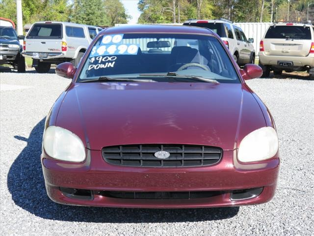 2000 Hyundai Sonata GLS photo