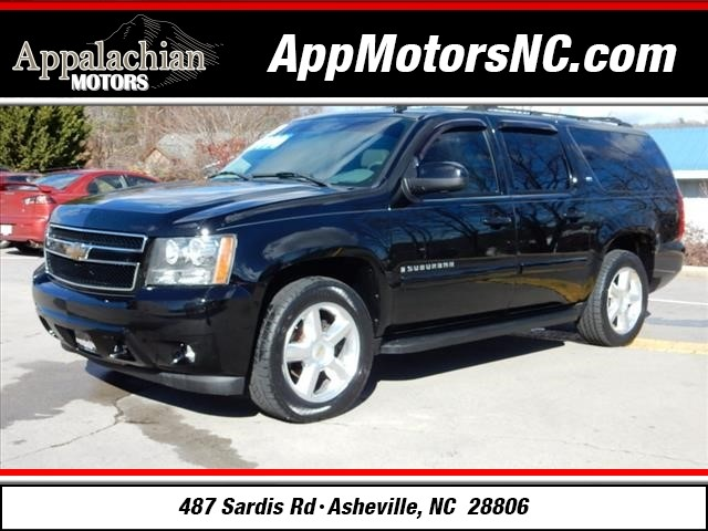 The 2007 Chevrolet Suburban LS 1500 photos
