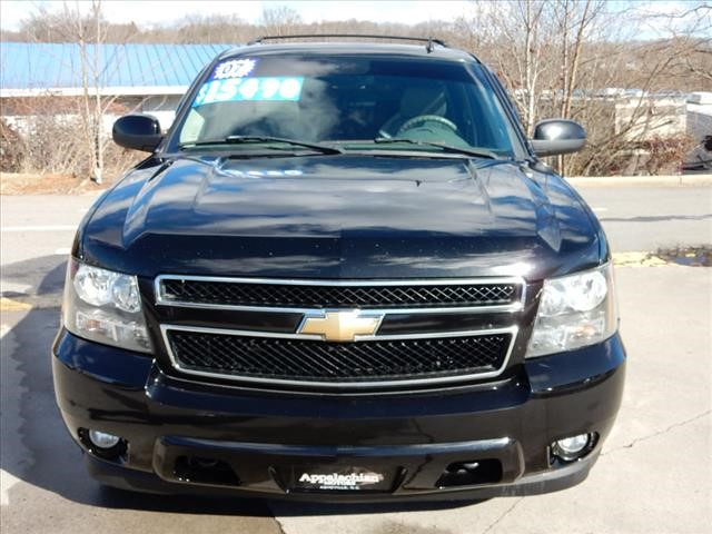 The 2007 Chevrolet Suburban LS 1500