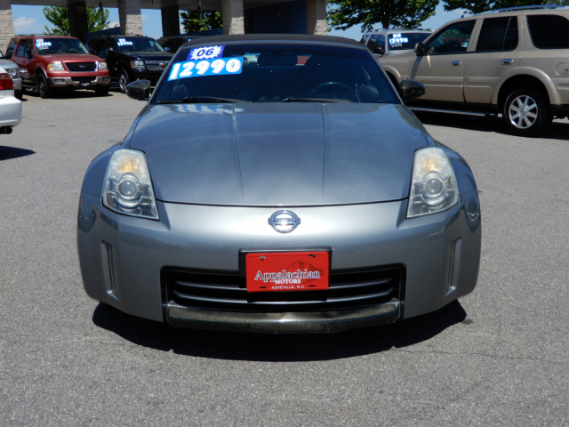 The 2006 Nissan 350Z Enthusiast