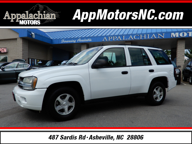 2006 Chevrolet Trailblazer LS photo