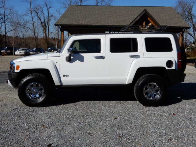 The 2008 HUMMER H3