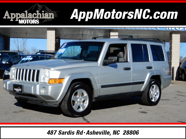 The 2006 Jeep Commander