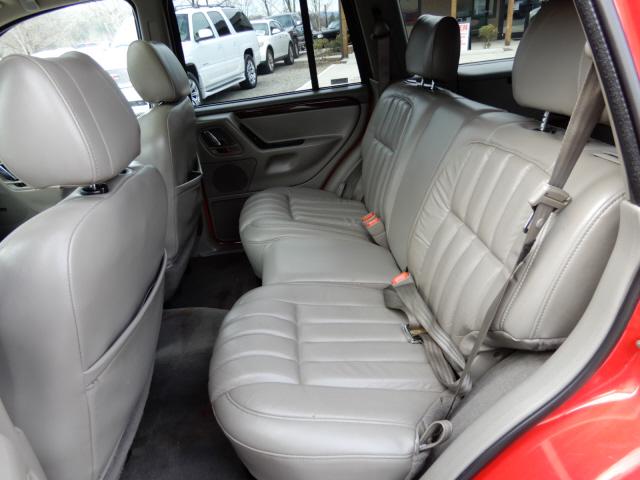 2000 Jeep Grand Cherokee Limited photo