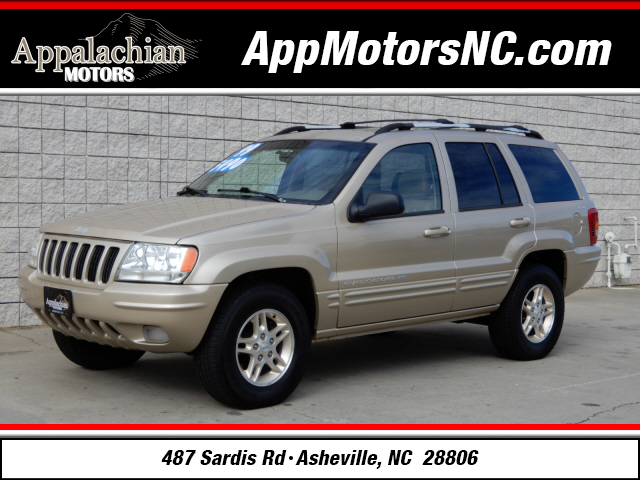 1999 Jeep Grand Cherokee Limited photo