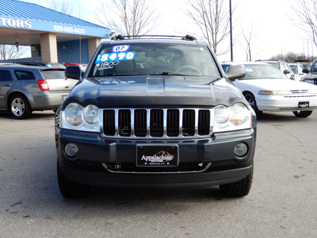 The 2007 Jeep Grand Cherokee Limited
