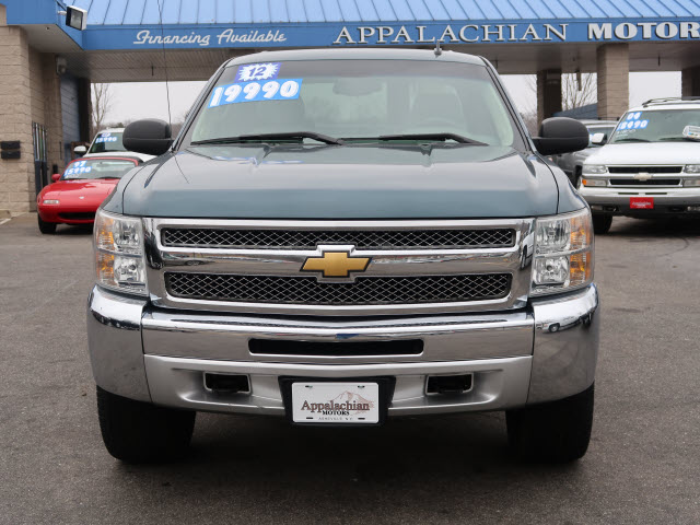 2012 Chevrolet Silverado 1500 LT photo