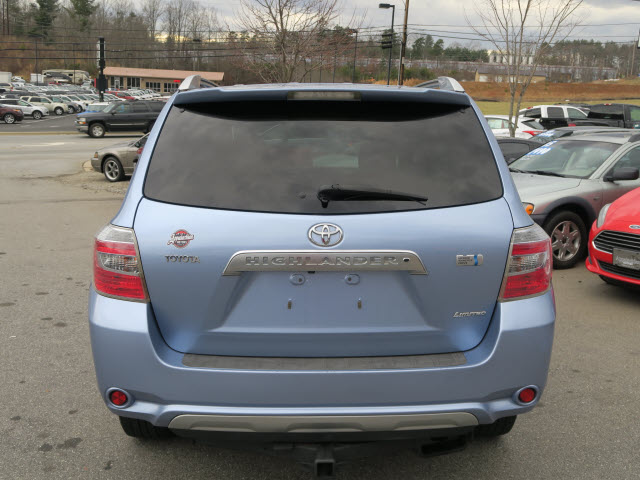2008 Toyota Highlander Hybrid Limited photo
