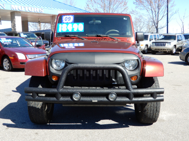 2009 Jeep Wrangler Unlimited Sahara photo